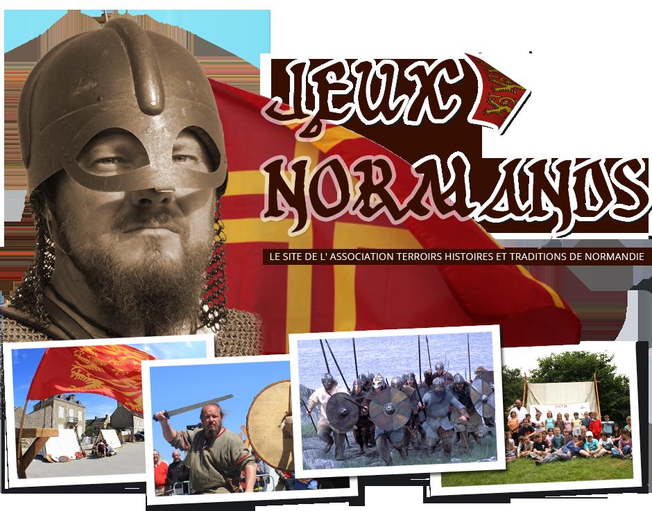 Jeux Normands : Association Terroirs Histoires et Traditions de Normandie